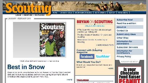 Scouting Magazine thumbnail