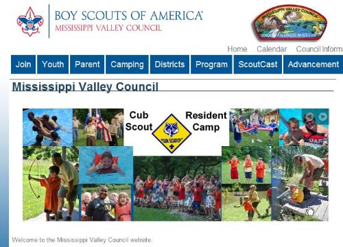 Mississippi Valley BSA